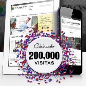 Celebrando las 200.000visitas!!